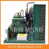 Unidade de condensação ao ar livre eficiente elevada para o armazenamento frio
