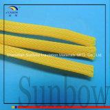 中国の製造業者にスリーブを付けるSunbowの拡張可能編みこみのポリエステル