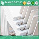 Garten-Sofa-gesetzter Riemen-Stuhl-Riemen-Möbel-Textilstuhl für stapelbares