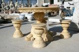 Tableau de marbre de jardin de Table&Bench