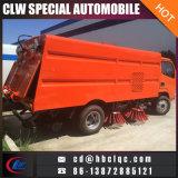 Camion pulito della spazzatrice del pavimento del veicolo del pavimento di Dongfeng 5000L Rhd