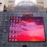 pantalla al aire libre del aluminio LED de 10m m