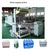 Eau potable pure minérale automatique PE Film Heat Shrink Wrapping Packing Machinery