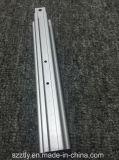 6063t5 anodiserende Aluminium Uitgedreven CNC die Buis machinaal bewerken