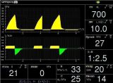 Pa-900b 10.4 de Machine van het Ventilator van de Vertoning van de Duim TFT