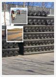 Zweiachsige Polyester-Schmutz-VerstärkungGeogrid Fabrik-Preise 40kn