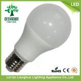 Nouvelle lampe à économie d'énergie de 7W haute conception, ampoule LED