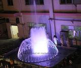 사우디 아라비아 Riyadh LED 음악 춤 물 공원 샘