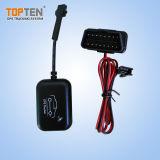 Миниый сигнал тревоги GPS отслежывателя автомобиля/мотоцикла с памятью, батареей, автоматическим отчетом о положения (MT05-ER)