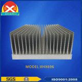 Évier de chaleur en aluminium de haute puissance pour transmetteur de transmission de signal