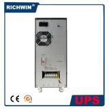 Heißes 6kVA~10kVA, Hochfrequenzonline-UPS mit der reinen Sinus-Welle ausgegeben und Batterie eingebaut