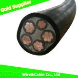 медный провод кабеля проводника 0.6/1kv изолированный XLPE/PVC/PE