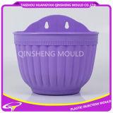 Molde redondo clássico plástico do Flowerpot