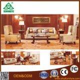 Jogos e sofá bonitos da base dos jogos de quarto da mobília do hotel