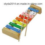 Il Musical del giocattolo dei Cymbals gioca la percussione