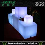 Cubo de la luz del parque de los muebles de la lámpara del RGB de la decoración de KTV LED (Ldx-C06)