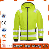 Olá Viz High Visibility Waterproof Reflective Safety Safety Jacket