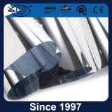 Película unidireccional de plata de la configuración de la visión para la protección y la decoración de la ventana