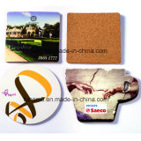 Papel da venda por atacado do fabricante de China/Coaster feitos sob encomenda copo do silicone/Cork/PVC/EVA