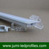 Profilo di alluminio messo figura di U LED
