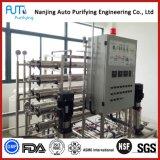 Filtración del sistema de tratamiento de aguas RO