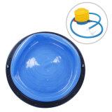Йоги шарика Bosu тренера баланса гимнастики шарик пригодности шарика домашней половинный