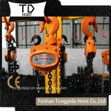 Blok van uitstekende kwaliteit van de Keten Toyo van 1 Ton het Hand