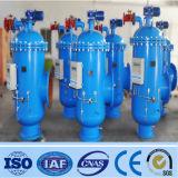 Automatischer selbstreinigender Filter für Meerwasser