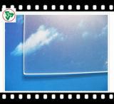 Hierro inferior Tempered/vidrio solar/fotovoltaico ultra claro