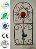 Gebogene Metallsonnenenergie-Fertigkeit für Dekorationen