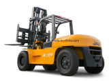 Neuer Cpcd100 10ton Dieselgabelstapler für Verkauf