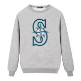 Men New Design Customized Fleece Sweatshirts Team Club Sportswear Top Clothing (TS056)