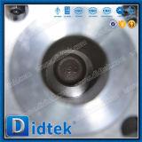 Soupape à vanne sûre de cale de l'acier inoxydable CF3m d'incendie de Didtek api 6fa