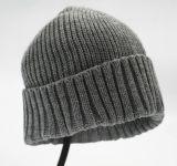 일반적인 겨울 온난한 아크릴 뜨개질을 하는 모자 고품질