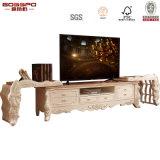 Module découpé de luxe du stand de l'antiquité TV/TV (GSP13-006)