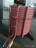 Horno fusorio de la salida rápida para el cobre