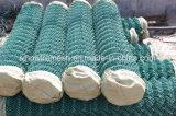 Покрынная загородка PVC/PE звена цепи Sailin