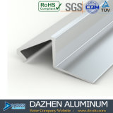 Perfil de alumínio do indicador com cor personalizada no mercado de Maldives