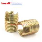Porca padrão da inserção de 302 tolerâncias para o material do metal