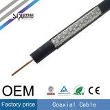 Cable sipu alta calidad RG6 cable coaxial mejor precio circuito cerrado de televisión