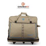 Chubont Campancity grande 5 rodas expansíveis e saco de compra Foldable