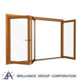 Accessoires de porte de guichet en aluminium et Windows en aluminium