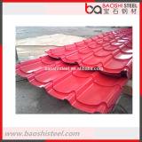 Используемые зданием эффективные материалы толя для Corrugated листа цинка