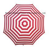 Портативный зонтик пляжа с UV предохранением Windproof