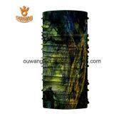 Bandana полиэфира хорошего качества безшовный от ведущий изготовления шарфов
