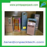 Kundenspezifischer fantastischer Wein-Flaschen-verpackenbevorzugungs-Geschenk-Kasten