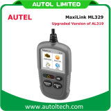 Outil de balayage automatique Autel Al319 Lecteur de code automobile Autel Maxilink Ml329