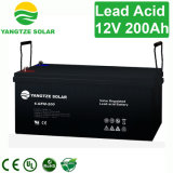 Самая лучшая батарея 12V 200ah инвертора сухого элемента цены