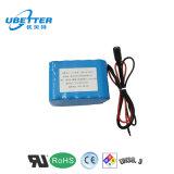 LiFePO4 Pak 26650 12.8V 6.4ah van de Batterij voor e-Autoped