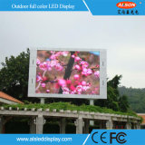 Cartelera al aire libre de P10 LED Digital para hacer publicidad